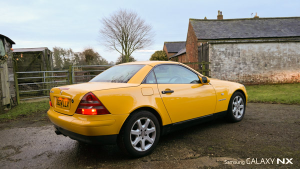1998 yellow mercedes slk 230k no longer for sale for Mercedes benz slk for sale near me